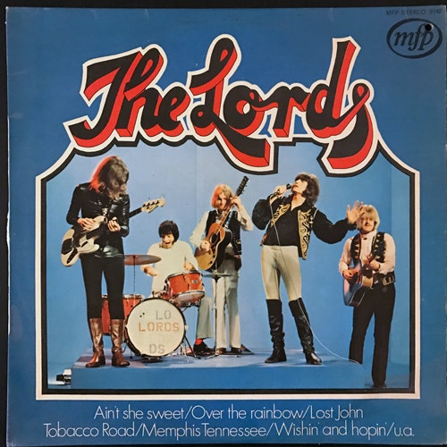 LORDS, the The Lords (Music For Pleasure - Germany original) (VG) LP