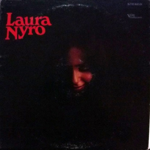 LAURA NYRO The First Songs... (Verve Forecast - USA reissue) (VG-) LP