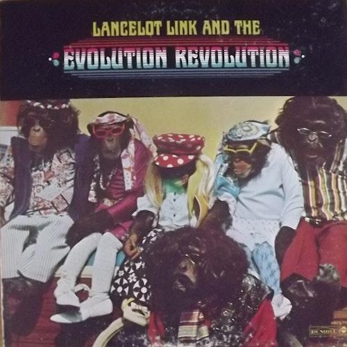 LANCELOT LINK AND THE EVOLUTION REVOLUTION Lancelot Link And The Evolution Revolution (ABC - USA original) (VG/VG+) LP
