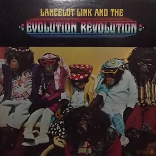 LANCELOT LINK AND THE EVOLUTION REVOLUTION Lancelot Link And The Evolution Revolution (ABC - USA original) (VG+) LP