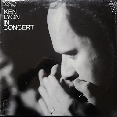 KEN LYON Ken Lyon In Concert (Decca - USA original) (SS) LP