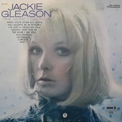 JACKIE GLEASON The More I See You (Pickwick/33 - USA original) (VG) LP