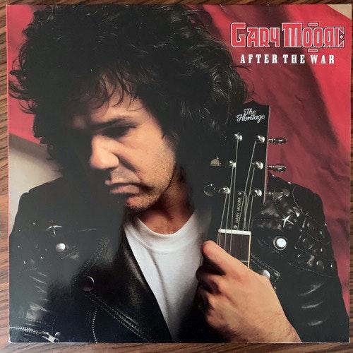 GARY MOORE After The War (Virgin - Europe original) (VG+) LP