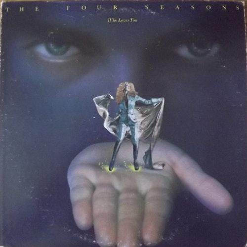 FOUR SEASONS, the Who Loves You (Warner - USA original) (VG+) LP