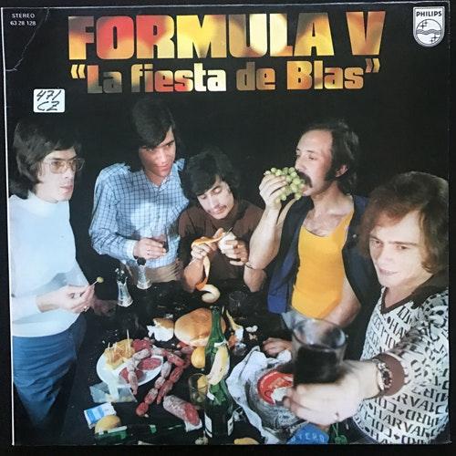 FORMULA V La Fiesta De Blas (Philips - Spain original) (VG+) LP