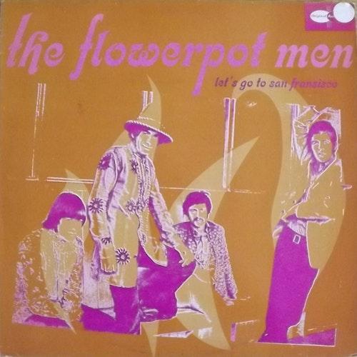 FLOWER POT MEN, the Let's Go To San Francisco (C5 - UK reissue) (VG+/EX) LP