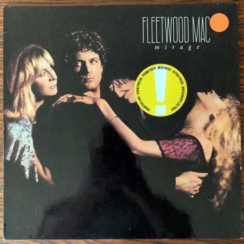 FLEETWOOD MAC Mirage (Warner - Europe reissue) (VG+) LP