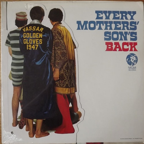 EVERY MOTHERS' SON Every Mothers' Son's Back (MGM - USA original) (SS) LP