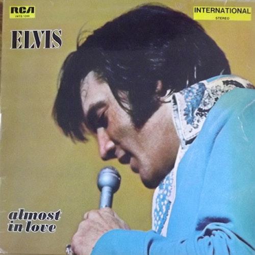 ELVIS PRESLEY Almost In Love (RCA - Germany original) (VG-/VG) LP