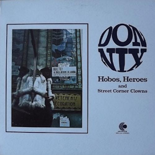 DON NIX Hobos, Heroes and Street Corner Clowns (Enterprise - USA original) (VG+/EX) LP