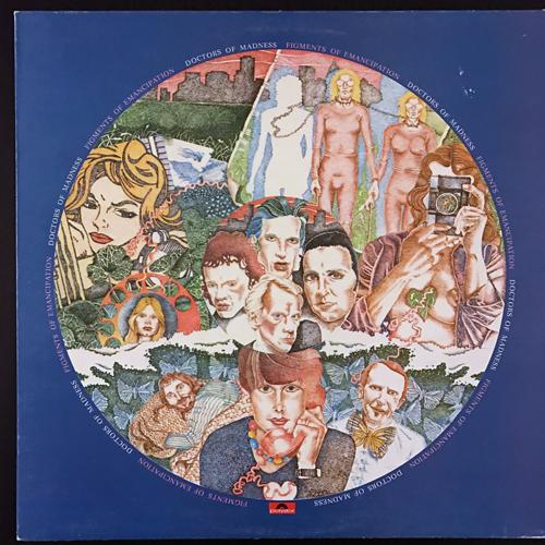DOCTORS OF MADNESS Figments Of Emancipation (Polydor - UK original) (VG+) LP