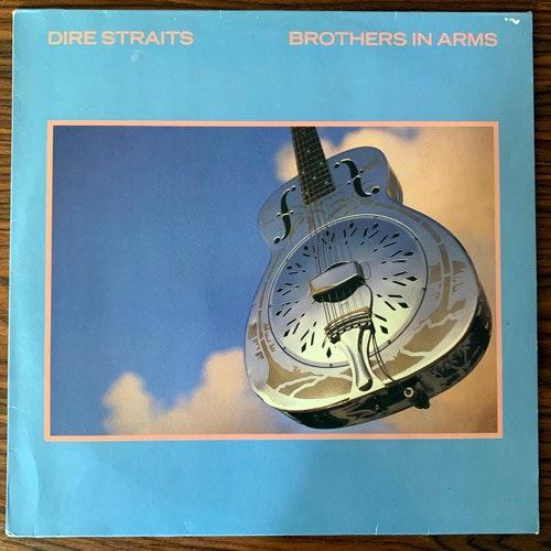 DIRE STRAITS Brothers In Arms (Vertigo - Europe original) (VG+) LP