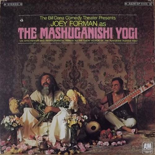 BILL DANA & JOEY FORMAN The Mashuganishi Yogi (A&M - USA original) (VG+) LP