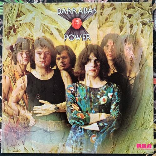 BARRABAS Power (RCA - USA original) (VG+) LP