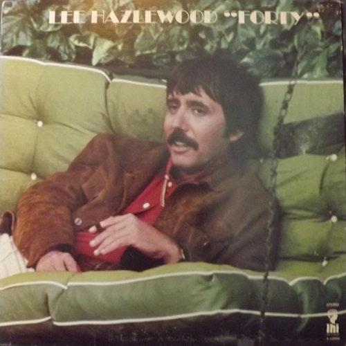 LEE HAZLEWOOD Forty (LHI - USA original) (G/VG) LP