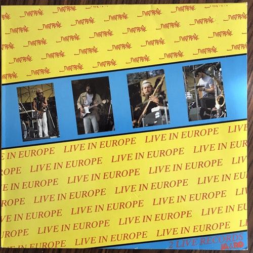 PIIRPAUKE Live In Europe (JA&RO - Germany original) (VG+/EX) 2LP