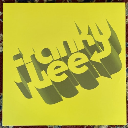 "FRANKY LEE Franky Lee (De:Nihil - Europe original) (NM) 12"" EP"