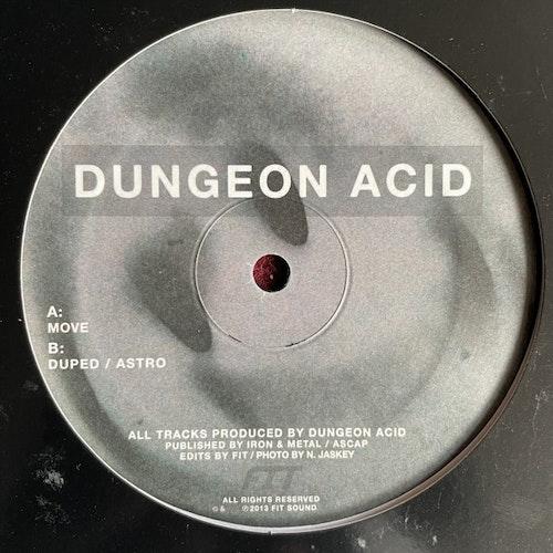 "DUNGEON ACID Move (Fit Sound - USA original) (VG+/EX) 12"""