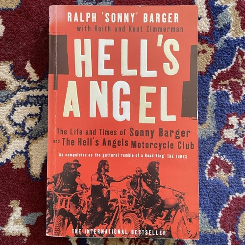 RALPH 'SONNY' BARGER Hell's Angel (VG+) BOOK