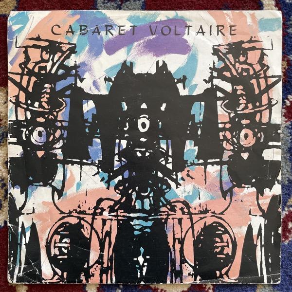 "CABARET VOLTAIRE Sensoria (Virgin - UK original) (VG/VG+) 7"""