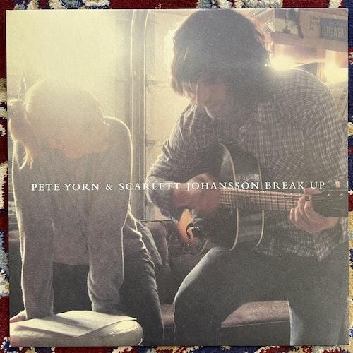 PETE YORN & SCARLETT JOHANSSON Break Up (ATCO - USA original) (EX) LP