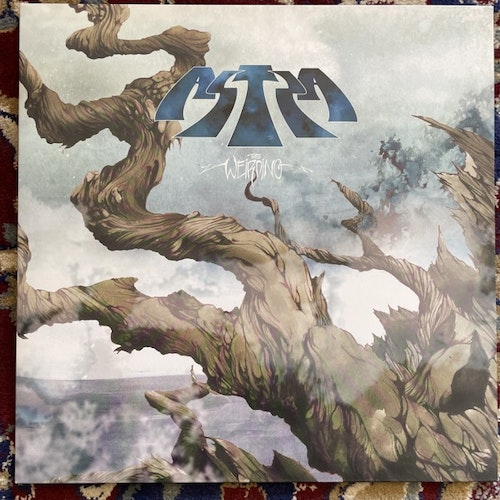 ASTRA The Weirding (Green/clear vinyl) (Rise Above - UK 2nd press) (NM) 2LP