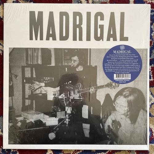 MADRIGAL Madrigal (Green vinyl) (Subliminal Sounds - Sweden 2017 reissue) (EX/NM) LP