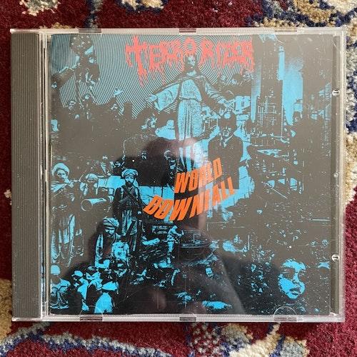 TERRORIZER World Downfall (Earache - UK original) (EX) CD