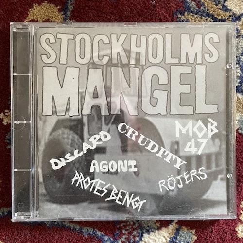 VARIOUS Stockholms Mangel (Swedish Punk Classics - Sweden original) (EX) CD