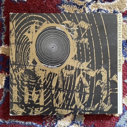 GOATSNAKE / BURNING WITCH Split (Hydra Head - USA original) (VG+) MCD