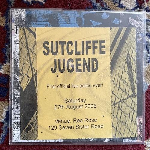 SUTCLIFFE JÜGEND Live Assault 01 (RRR - USA original) (EX) CD