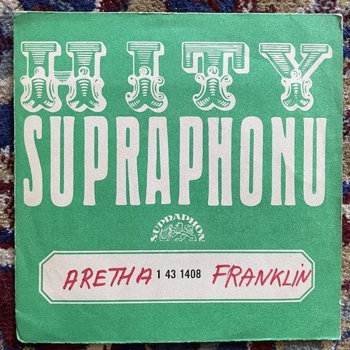"ARETHA FRANKLIN Save Me / A Natural Woman (Supraphon - Czechoslovakia original) (VG/VG+) 7"""