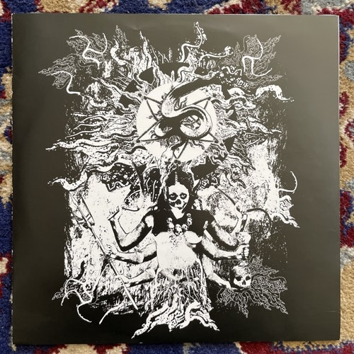 "FRONT BEAST / RUINS Split (Front Beast - Germany original) (EX) 7"""