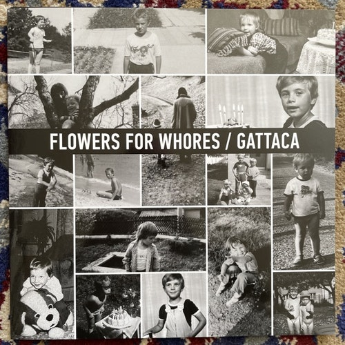 "FLOWERS FOR WHORES / GATTACA Split (Damage Done - Czech Republic original) (NM/EX) 7"""
