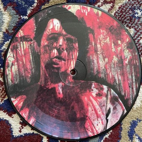 """BLOOD DUSTER Menstrual Soup (Bizarre Leprous - Czech Republic reissue) (VG+) PIC 7"""""""