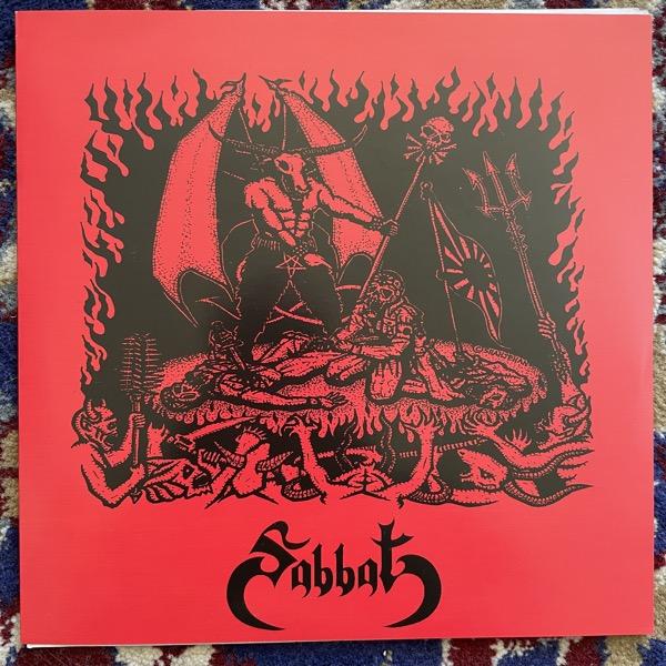 """SABBAT Malaysian Demonslaught (Afterlife - Malaysia original) (EX) 7"""""""