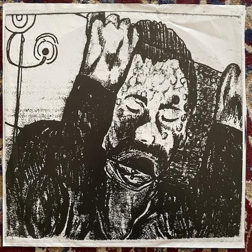 JUSTICE YELDHAM AND THE DYNAMIC RIBBON DEVICE Birthdays (Anarchymoon - USA original) (VG-/EX) LP