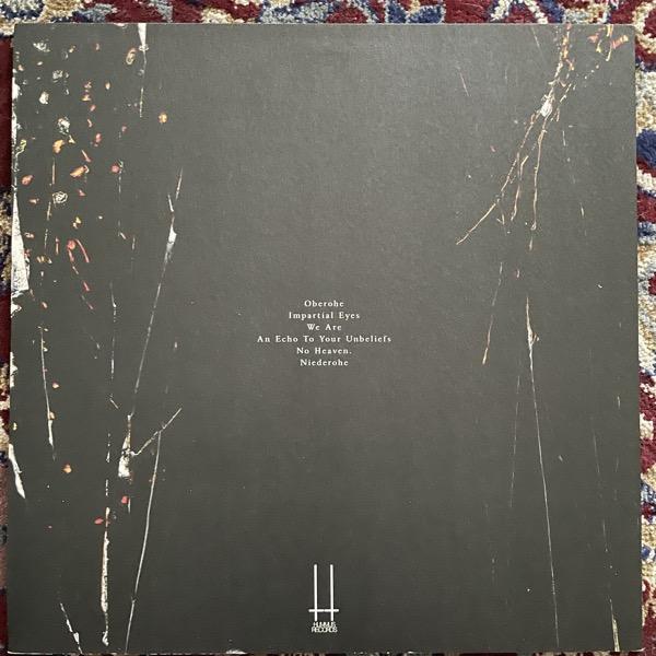 NVRVD Coma (Hummus - Germany original) (EX) LP