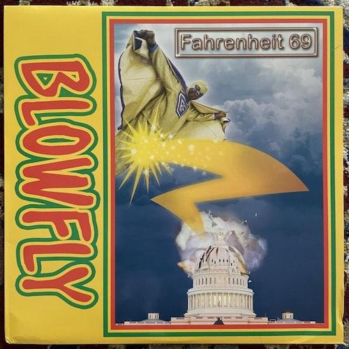 BLOWFLY Fahrenheit 69 (Alternative Tentacles - USA original) (EX) LP