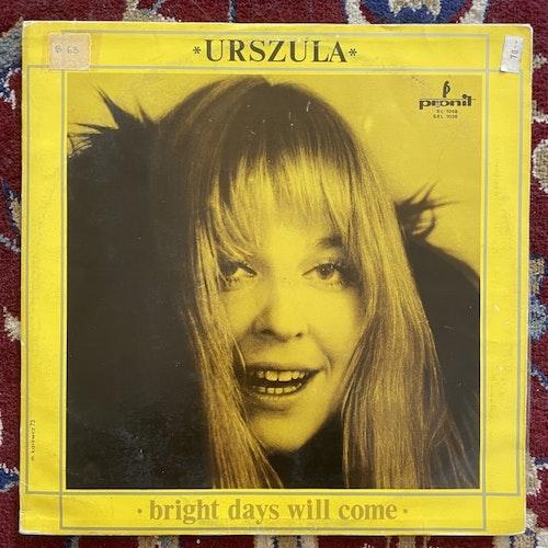 URSZULA SIPINSKA & PIOTR FIGIEL Bright Days Will Come (Pronit - Poland original) (VG-/VG+) LP