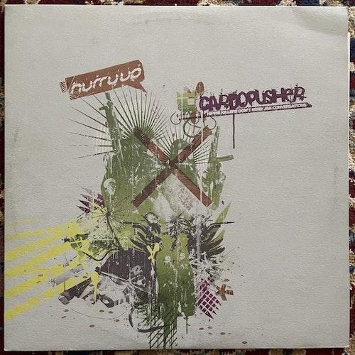 CARDOPUSHER Hippie Killers Don't Mind Jah Conversations (Peace Off - France original) (EX) 2LP