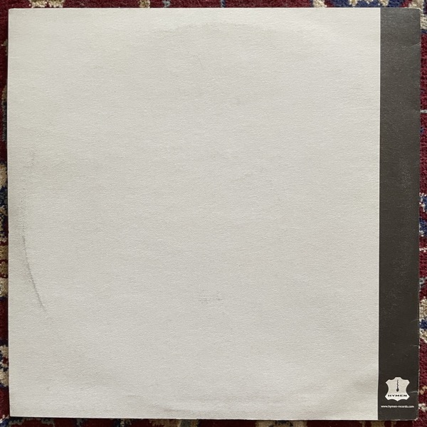 "END.USER Left (Hymen - Germany original) (VG+/EX) 2x12"""