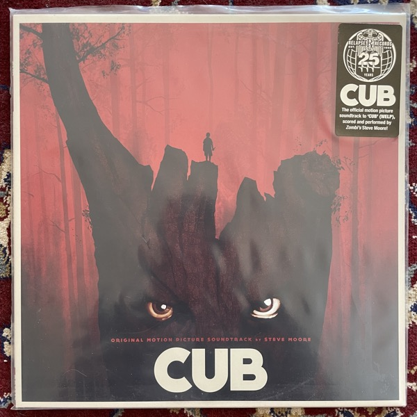 SOUNDTRACK Steve Moore – Cub (Relapse - USA original) (NM/EX) LP