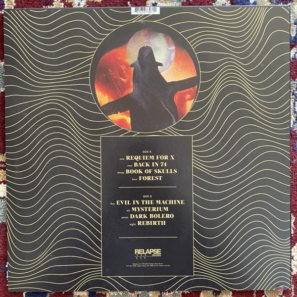 GOBLIN REBIRTH Goblin Rebirth (Relapse - USA original) (EX) LP