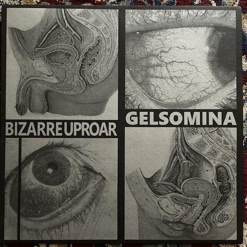 GELSOMINA / BIZARRE UPROAR Älä Tee Huorin (Urashima - Italy reissue) (NM) LP