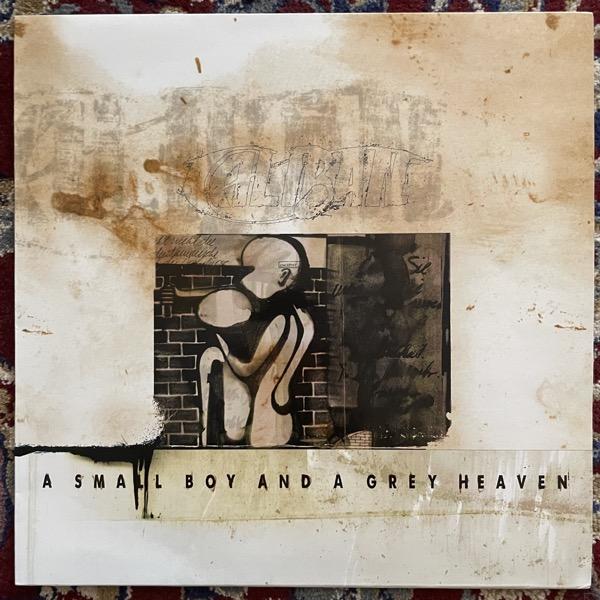 CALIBAN A Small Boy And A Grey Heaven (Lifeforce - Germany original) (EX/VG+) LP