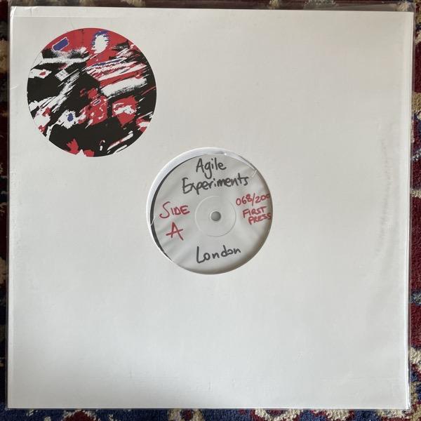 DAVE DE ROSE Agile Experiments London (Dave De Rose - UK original) (VG+/EX) LP