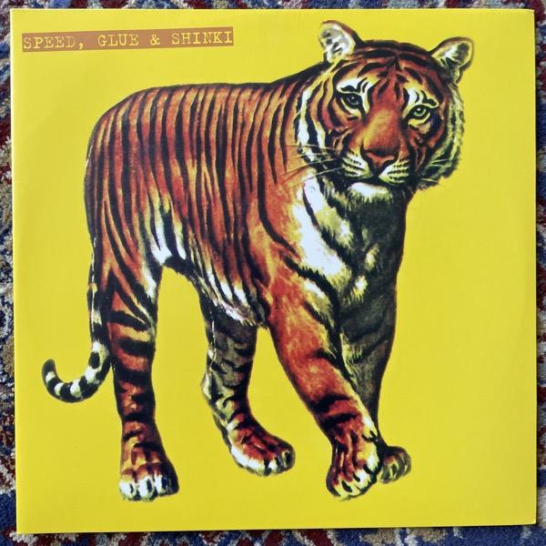 SPEED, GLUE & SHINKI Speed, Glue & Shinki (Phoenix - UK reissue) (EX) 2LP