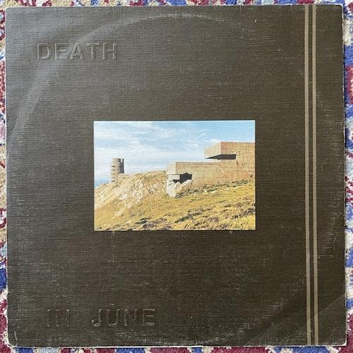 "DEATH IN JUNE Heaven Street (New European - UK original) (VG/VG+) 12"""