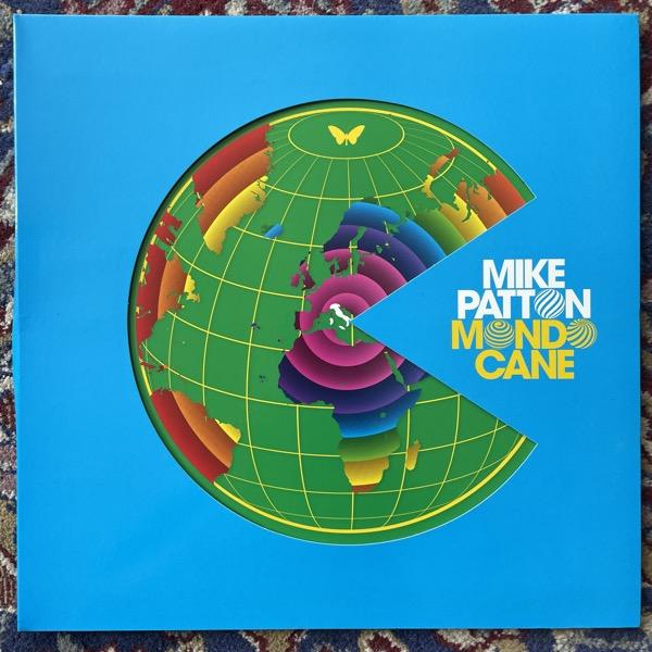 MIKE PATTON Mondo Cane (Ipecac - USA original) (EX) LP